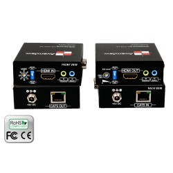 Avenview - HDM3D-C5IR-SET - HDMI 1.3 Extender SET over Single CAT5 with 3D, IR and RS232 Support