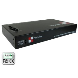 Avenview - HDM3D-C5SP-4 - 1x4 HDMI 1.3 Extender/Splitter over Single CAT5 Distribution Amplifier