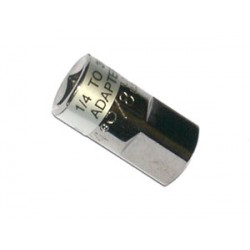 DMC - BT-D-0622 - Adaptor(1/4f Soc.to 3/8m Dr)