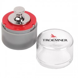 Troemner - 7016-3W - Troemner CLASS 3 200g Analytical Class 3 Weight with NVLAP Certificate