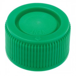 Chemglass - 229396 - CELLTREAT Scientific Products 229396 Plug Seal Cap for 75 cm and 250 mL Sterile Culture Flasks; 5/cs
