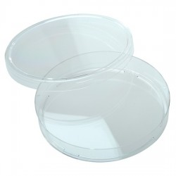 Chemglass - 229694 - CELLTREAT Scientific Products 229694 Slideable Sterile Petri Dishes, 100 x 15 mm; 500/cs