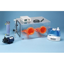 Electro-Tech Systems (ETS) - 5503 PACKAGE D-115V - Electro-Tech Systems Mini Humidify/Dehumidify Chamber With Desiccant/Ultrasonic System