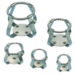 Ika Works - 1234500 - IKA 1234500 AS2.3 Platform Shaker Fixing Clip; 100 mL Flask