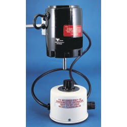 Troemner - 104 - Troemner 104 Medium-Duty, Dual-Shaft Variable-Speed Mixer, 120 VAC