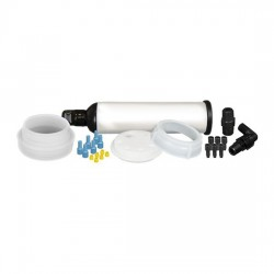 Cole-Parmer - EW-06062-21 - UN/DOT Waste System Cap w/ Filter, 60 L adapter, 6x1/16OD, 1 stepped barb