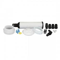 Cole-Parmer - EW-06062-23 - UN/DOT Waste System Cap w/ Filter, 60 L adapter, 4 x 1/8 & 3 x 1/4 OD tubing