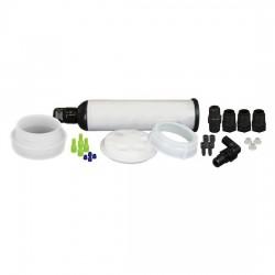 Cole-Parmer - EW-06062-24 - UN/DOT Waste System Cap w/ Filter, 60 L adapter, 4 x 1/16 & 3 x 1/4 OD tubing