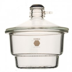 Kimble Chase - 31200-200 - Kimble Chase Glass Vacuum Desiccator with Collar, 200 mm