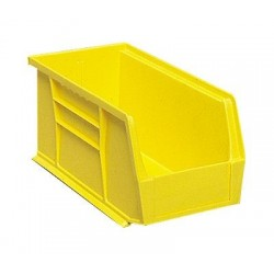 Akro-Mils / Myers Industries - 30-240 YELLOW - Akro-Mils 30-240 YELLOW Storage bin; 8-1/4 x 7 14-3/4, 6/pack