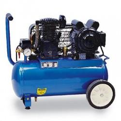 PUMA Air - PK5020 - Puma PK5020 120/240-Volt 2-HP 20-Gallon Belt Drive Dual-Voltage Air Compressor