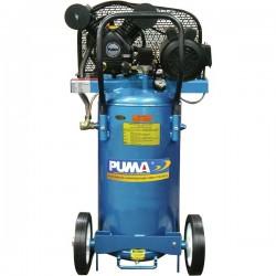 PUMA Air - PK5020VP - Puma PK5020VP 120/240-Volt 2-HP 20-Gallon Belt Drive Dual-Voltage Air Compressor