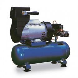 PUMA Air - LA9021 - Puma LA9021 115-Volt 1.5-HP 2-Gallon Professional Twin Stack Air Compressor
