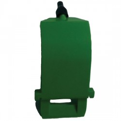 Cole-Parmer - EW-08498-57 - Repl Pen for 100/200-mm Flatbed Recorder, green, long nib, 6/pk