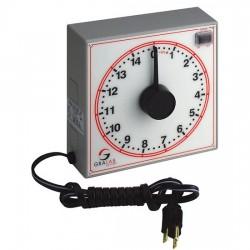DimcoGray / GraLab - 7-255-160R - Dimco-Gray 255 Large Dial Timer, 15 minute; 115 VAC