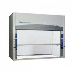 Labconco - 100600071 - 6'' Protector Premier Laboratory Hood with built-in exhaust blower and 2 service fixtures, explosion-proof