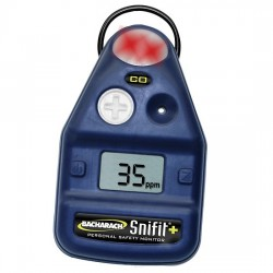 Bacharach - 0019-7600 - Bacharach 0019-7600 Carbon Monoxide Monitor, 0 to 2000 ppm
