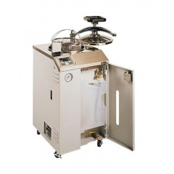 Yamato Scientific - SM-210 - Yamato SM-210 Vertical-Loading Portable Sterilizer; 0.8 cu ft, 220V