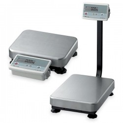 AND Weighing - FG-150KAM - Bench Scale Fg-k 150 Kg 0.02 Kg With Column +/- 0.05 Kg Aandd Stainless Steel Ac-adaptr 120 Volt, Ea