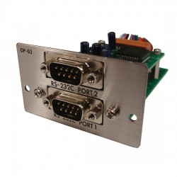 AND Weighing - FC-03I - A&D Weighing FC-03I Second and ThIrd RS-232C, Fc-03I