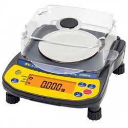 AND Weighing - EJ-303 - A&D Weighing EJ-303 Newton Portable Balance, 310g x 0.001g