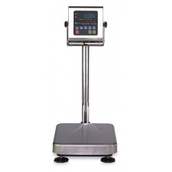 AND Weighing - HW-60K-WP - A&D Weighing HW-60K-WP High Resolution Washdown Industrial Scale, Capacity 150lb.