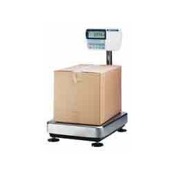 AND Weighing - HW-10KGL - A&D Weighing HW-10KGL High Resolution Washdown Industrial Scale; Capacity 10kg x 0.001kg