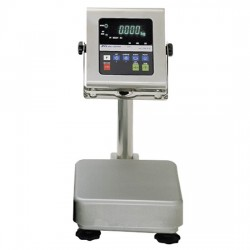 AND Weighing - HV-15KWP - A&D Weighing HV-15KWP Trripple Resolution Washdown Industrial Scale 6Lb/15Lb/30lb