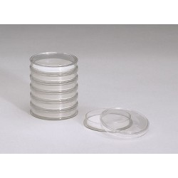 Advantec MFS - 800101 - Advantec 800101 Petri Dish with Cellulose Pads, 50 mm dia x 11 mm H, 100/pk