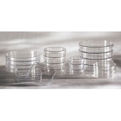 Thermo Scientific - 4031 - Thermo Scientific Nunc 4031 Sterile PS Petri Dishes, 100x25mm; 300/Cs