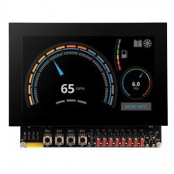 Lascar Electronics - SGD 70-A DK+ - Lascar Electronics SGD 70-A DK+ PanelPilotACE Development Kit, 7 TFT