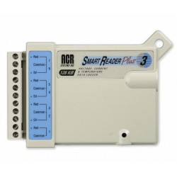 ACR Systems - 01-0114 - ACR Systems SRP-003-128K SmartReader Plus 3 current/voltage/temperature data logger; 8 channels, 128 KB