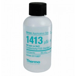 Thermo Scientific - 011006 - Thermo Scientific Orion 011006 Conductivity Standard 12.9 mS, 5 X 60 ml
