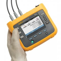 Fluke - FLUKE-1732/EUS - Fluke 1732/EUS Energy Logger, with Flex Probes