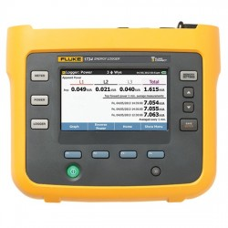 Fluke - FLUKE 1734/B - Fluke 1734/B Energy Logger, Advanced with FlukeConnect, no probes