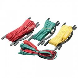 Extech Instruments - 382254 - Extech 382254 Test Lead Set, 5 Leads per Pack