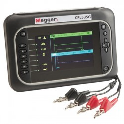 Megger - 1006-138 OR 1003-035 - Megger 1003-035 Dual Channel Time Domain Reflectometer