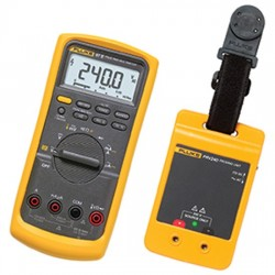 Fluke - FLUKE-87V/PRV240 - Fluke FLUKE-87V/PRV240 True RMS Multimeter with Proving Unit