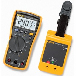 Fluke - FLUKE-117/PRV240 - Fluke 117/PRV240 Proving Unit Kit with 117 Multimeter