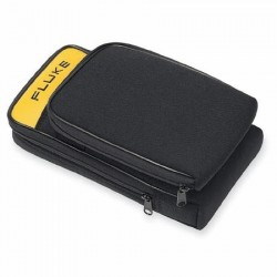 Fluke - C125 - Test Accessory, Carrying Case, Black, 120 Series ScopeMeters, Fluke 120 Series