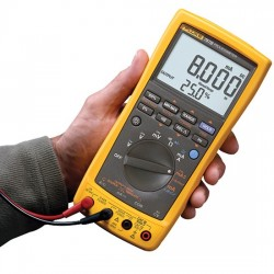 Fluke - FLUKE-787B - Fluke 787B Process Calibrator and Digital Multimeter
