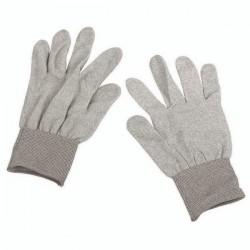 Desco - 68123 - Glove, Inspection, ESD Safe, Thunderon Fibre Carrier Yarn, Size XL, 1 Pair