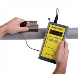 Dynasonics / RFI - DUFX1-F1 - Dynasonics DUFX1-F1 Ultrasonic Flowmeter w/ Standard and Small Pipe Transducers