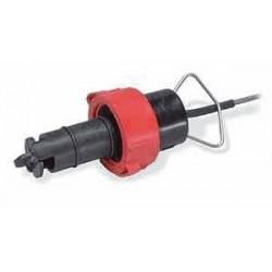 GF Piping Systems - P51530-P2 - GF Signet P51530-P2 Rotor-X Flo-Sensr Paddlewheel Plastic