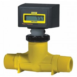 Flow Level and Valves