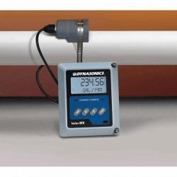 Dynasonics / RFI - DDFXD-A11A-NN - Dynasonics DDFXD-A11A-NN Doppler Flowmeter, 0.15 To 30 FPS, With Dual 4 To 20 mA Input/output
