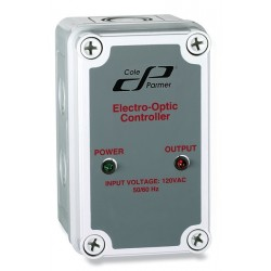 Cole-Parmer - EW-32772-50 - Optical Sensor Controller; Allows For Single-point Detection And Control