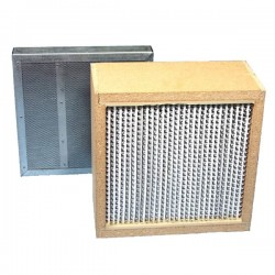 Air Systems - F-987-4A - Air Impurities Removal Systems HEPA Filter with Carbon Module for use with Ductless Air Filter System