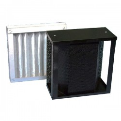 Air Systems - F-987-5A - Air Impurities Removal Systems Carbon Module with Final Filter for use with Ductless Air Filter System