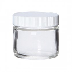 Cole-Parmer - EW-35204-75 - APC1040B Straight-Sided Preserved Clear Glass Bottles, 1000 mL, 10 mL HCl; 12/Cs